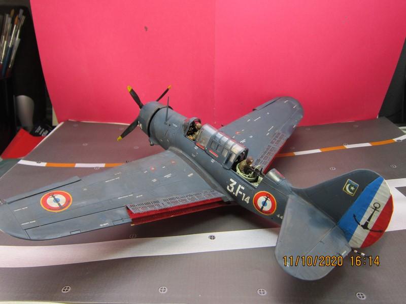 Curtiss SB2C-(4) 5 Helldiver au 48 de revell (fini) - Page 3 Img_9819