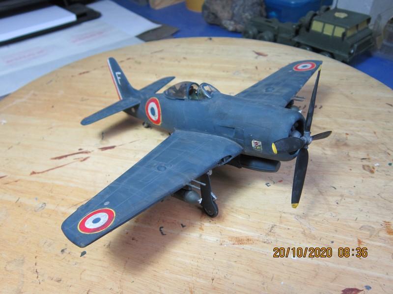 F8F-1B  bearcat au 48 de Hobby craft (le dernier de l'indo) (Fini) Img_9826
