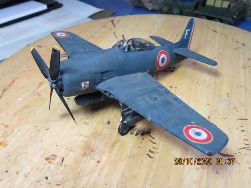 F8F-1B  bearcat au 48 de Hobby craft (le dernier de l'indo) (Fini) Img_9828
