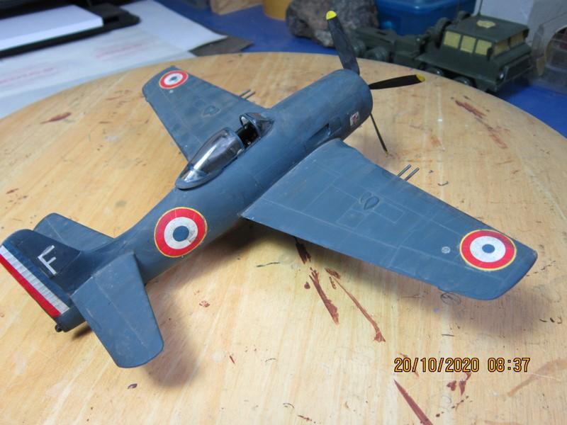 F8F-1B  bearcat au 48 de Hobby craft (le dernier de l'indo) (Fini) Img_9829