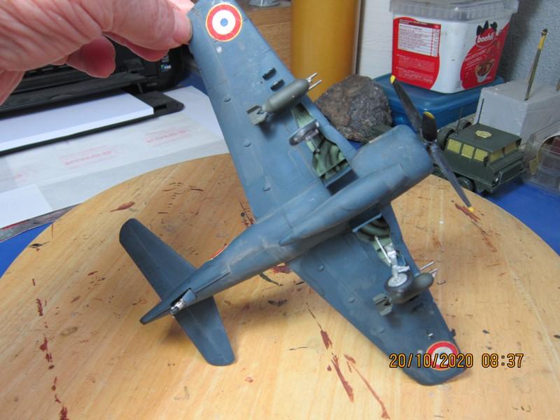 F8F-1B  bearcat au 48 de Hobby craft (le dernier de l'indo) (Fini) Img_9830