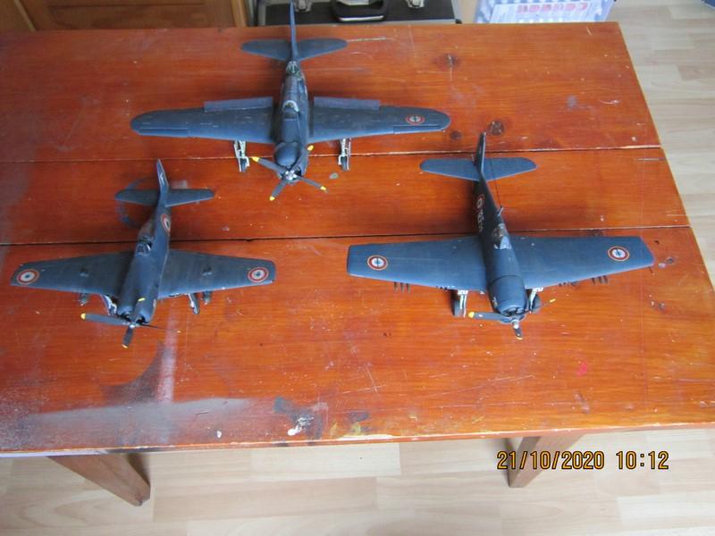 F8F-1B  bearcat au 48 de Hobby craft (le dernier de l'indo) (Fini) Img_9831