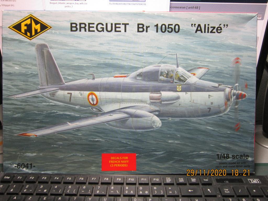 """Breguet BR 1050 """"Alize"""" au 48 de Fonderie miniature (fini) Img_9961"""