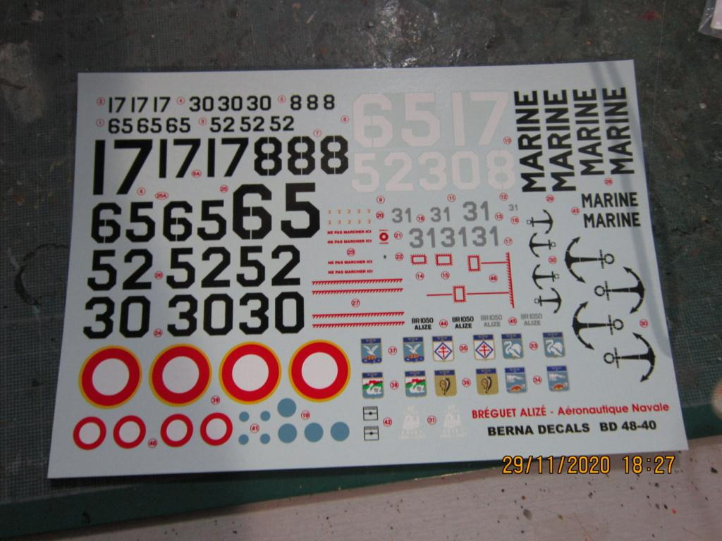 """Breguet BR 1050 """"Alize"""" au 48 de Fonderie miniature (fini) Img_9970"""