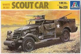 M3A1 Scout Car 1/35 de ITALERI  (Fini) Tzolzo17