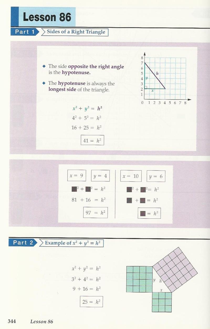 Théorème de Pythagore : comment l'aborder en classe ? Pythag11