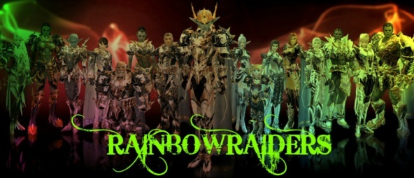 Rainbow Raiders