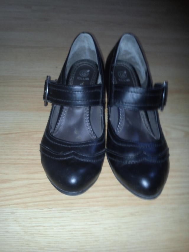 Sandales plates, chaussures à talons ... Taille 41, neuves ou TBE !!!  Dsc_0519