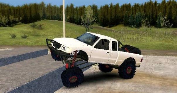 Ford Ranger 2005 v1. Bai_de10