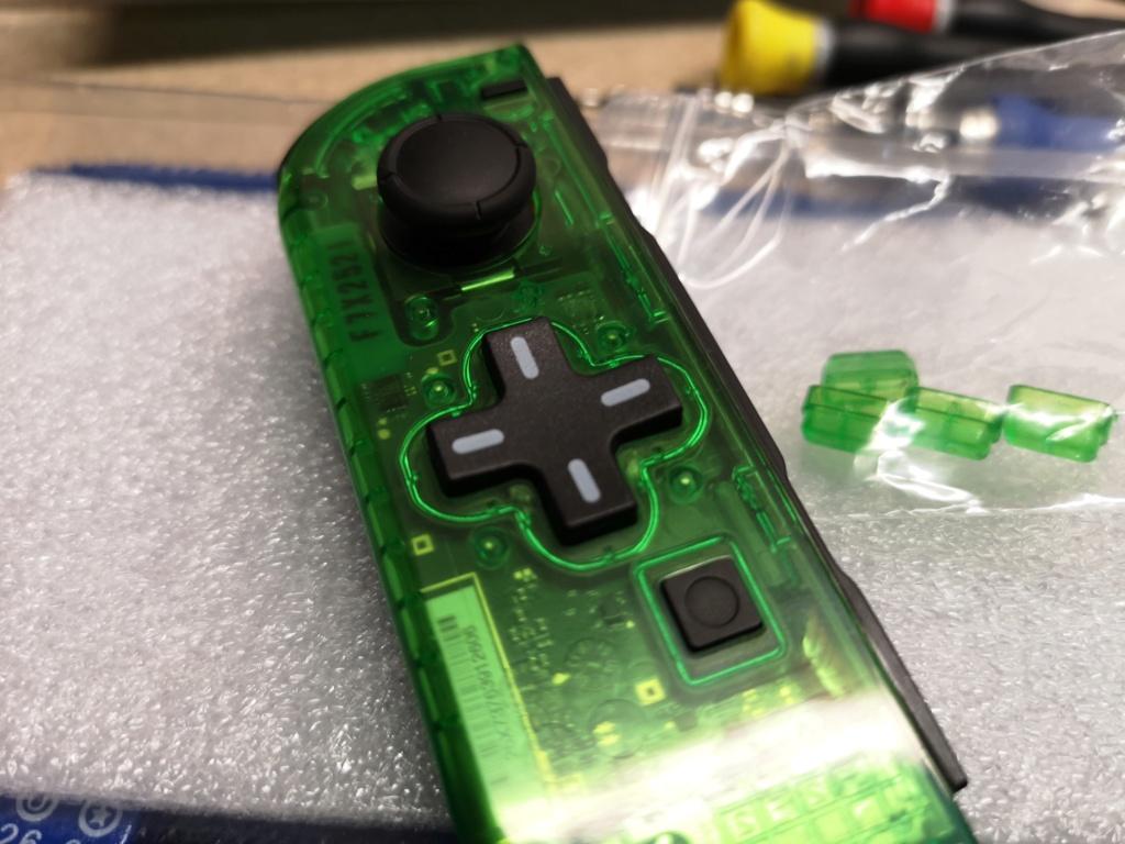 [Switch] [TEST] D-pad et coque transparente ! Img_2024