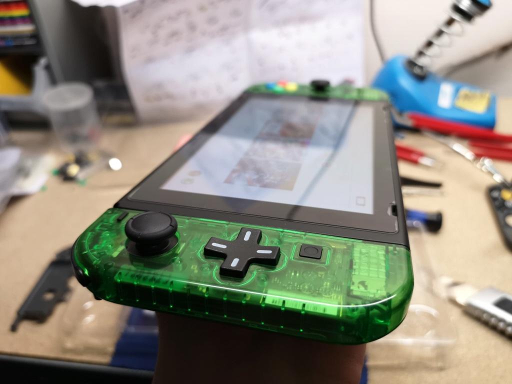 [Switch] [TEST] D-pad et coque transparente ! Img_2029