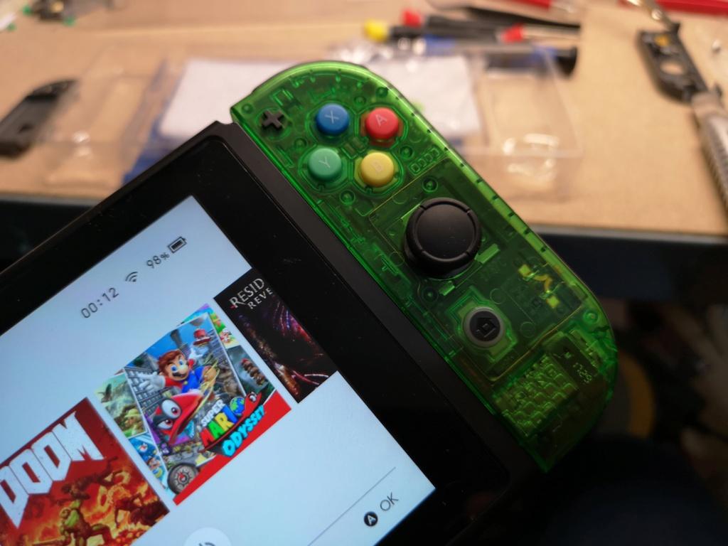 [Switch] [TEST] D-pad et coque transparente ! Img_2030