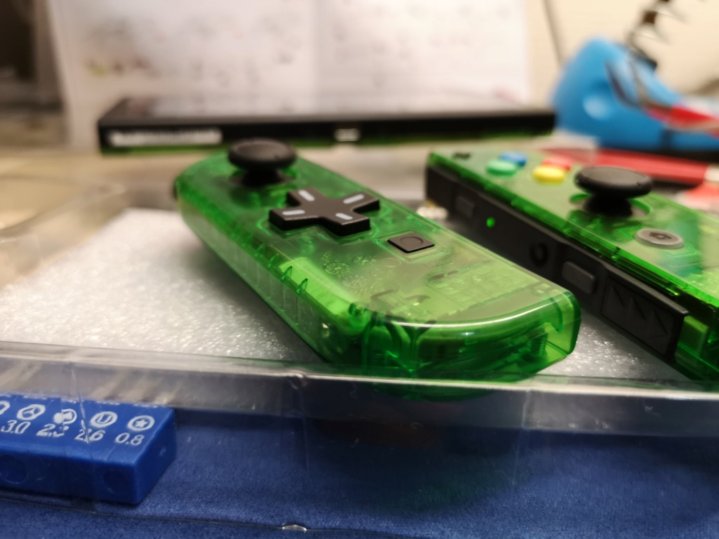 [Switch] [TEST] D-pad et coque transparente ! Img_2031