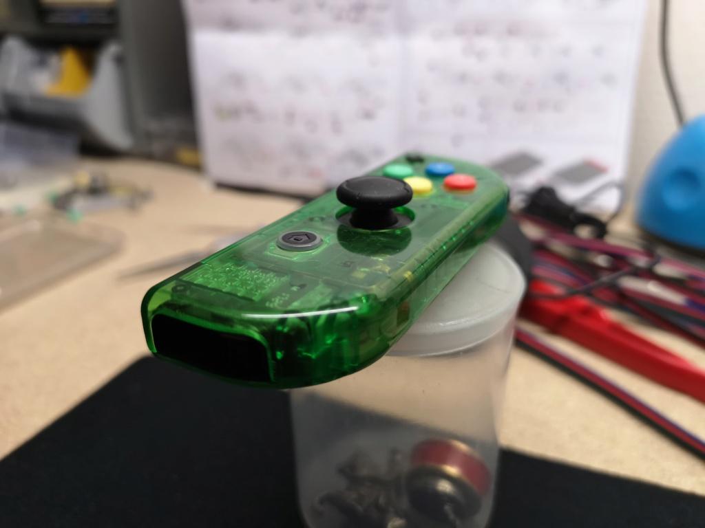 [Switch] [TEST] D-pad et coque transparente ! Img_2033