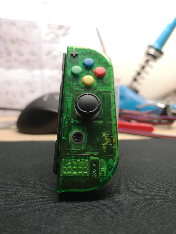 [Switch] [TEST] D-pad et coque transparente ! Img_2034
