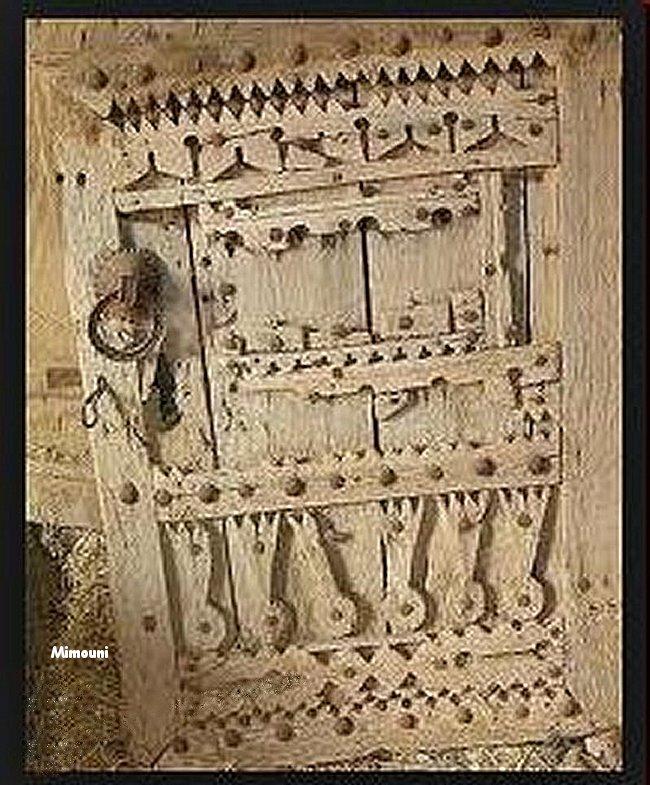 Mimouni : chef d'oeuvre du génie Amazighien Mimoun24