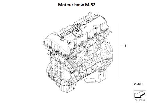 [ BMW E36 Z.3 Coupé  M.52/TU.B28 ] Peu utilisé sur 10 ans : Conséquences ? 11_mot11