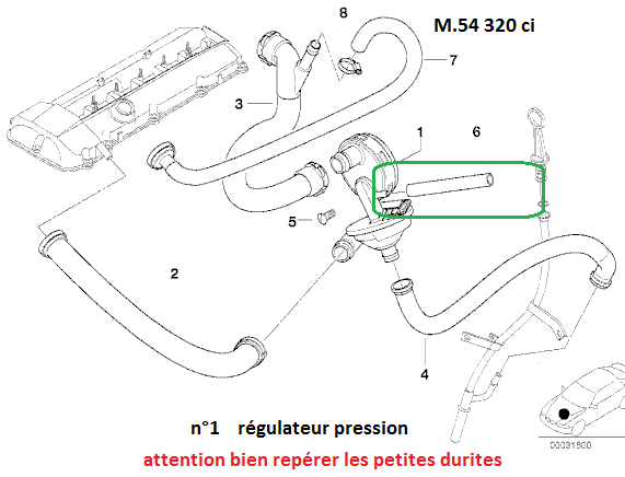 [ BMW E46 320CI M54 an 2001 ] moteur qui cale à chaud au feux et manoeuvre (résolu) 11_sou11