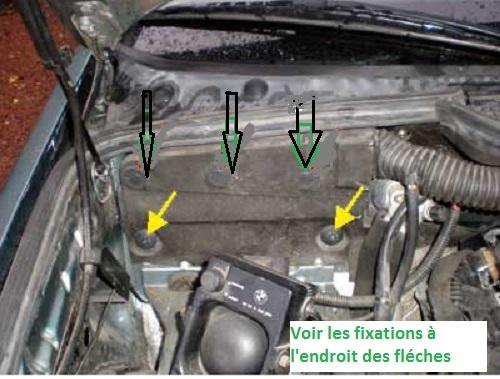 [ BMW E36 318 tds compact an 1997 ] ne demarre plus après changement actuateur de pompe a injection 13_dme10