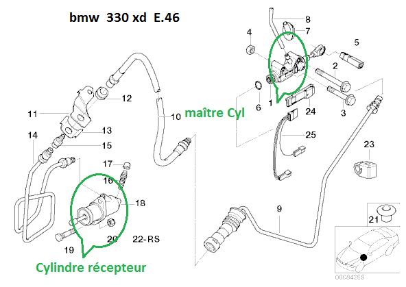 [ BMW E90 330 XD an 2006 ] Saccades accoups direction assistée (résolu) 21_com11
