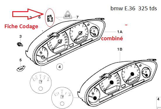 [ bmw E36 325 tds M51 an 1994 ] probleme de compteur 62_com10