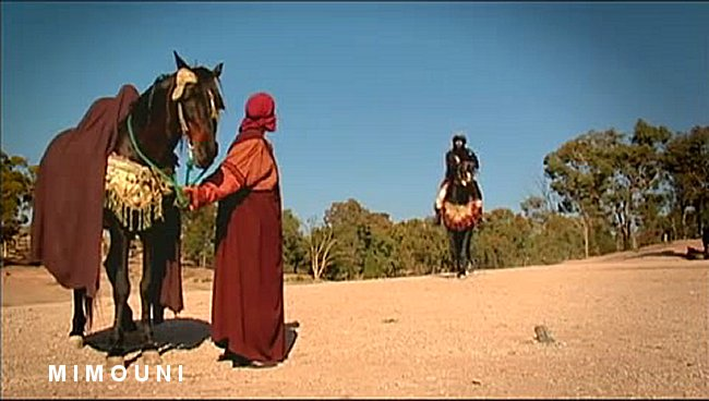 La fin tragique de Dihya la reine Amazigh Mimoun40