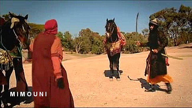 La fin tragique de Dihya la reine Amazigh Mimoun41
