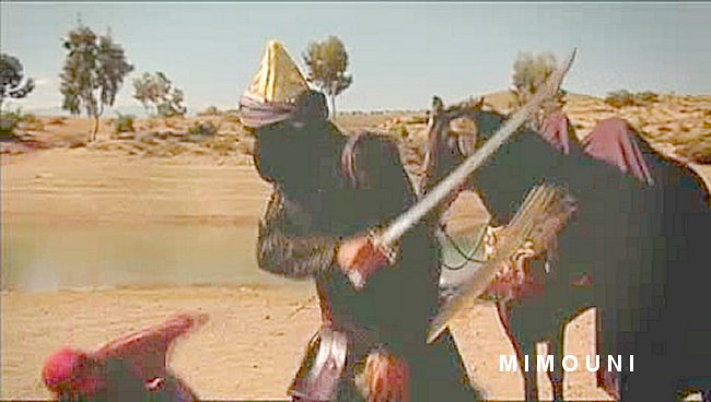 La fin tragique de Dihya la reine Amazigh Mimoun45