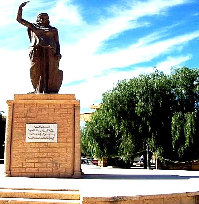 La fin tragique de Dihya la reine Amazigh Mimoun46