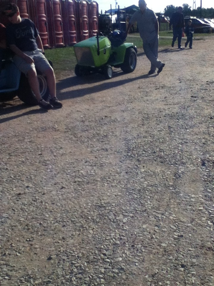 2014 tractor show  Bryans17