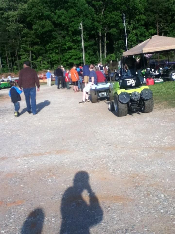 2014 tractor show  Bryans18