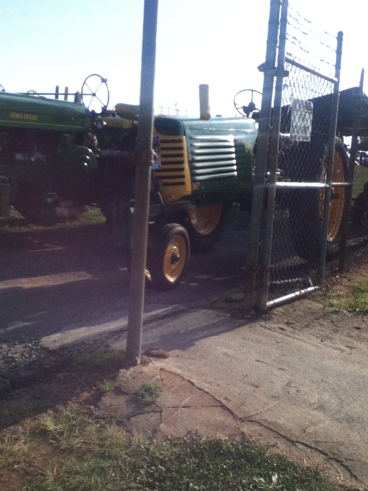 2014 tractor show  Bryans19