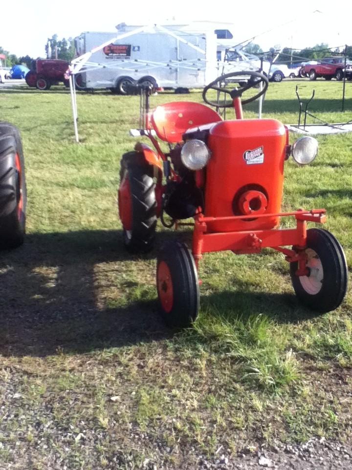 2014 tractor show  Bryans21