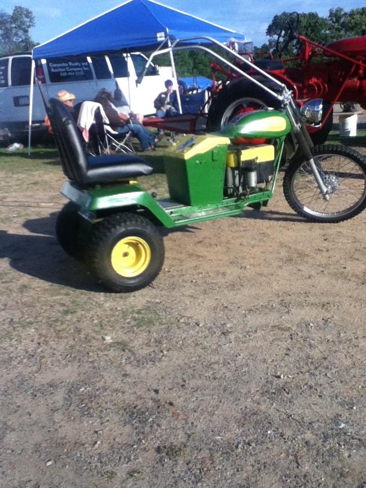 2014 tractor show  Bryans22