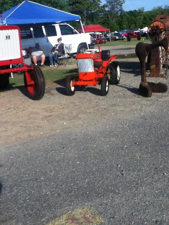 2014 tractor show  Bryans24