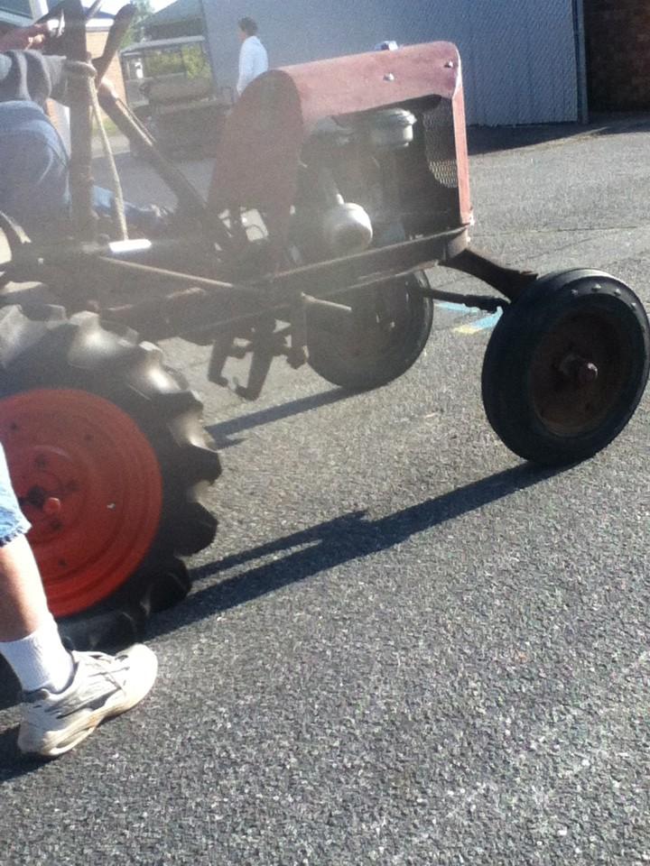 2014 tractor show  Bryans26