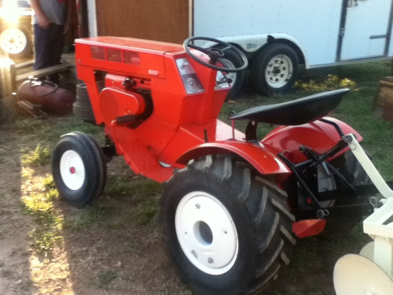 2014 tractor show  Bryans30