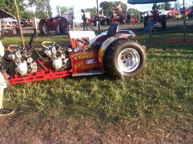 2014 tractor show  Bryans31