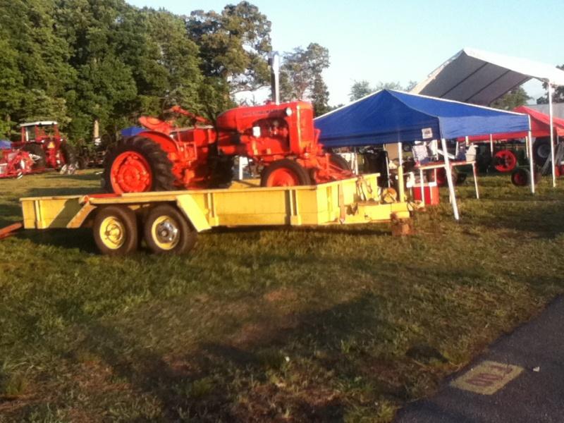 2014 tractor show  Bryans32