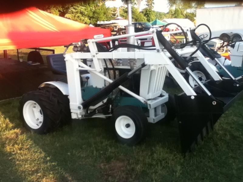 2014 tractor show  Bryans33