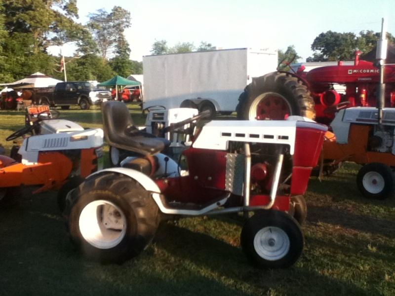 2014 tractor show  Bryans34