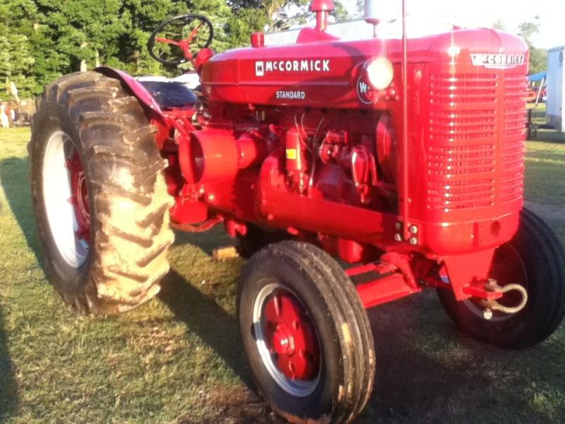 2014 tractor show  Bryans35