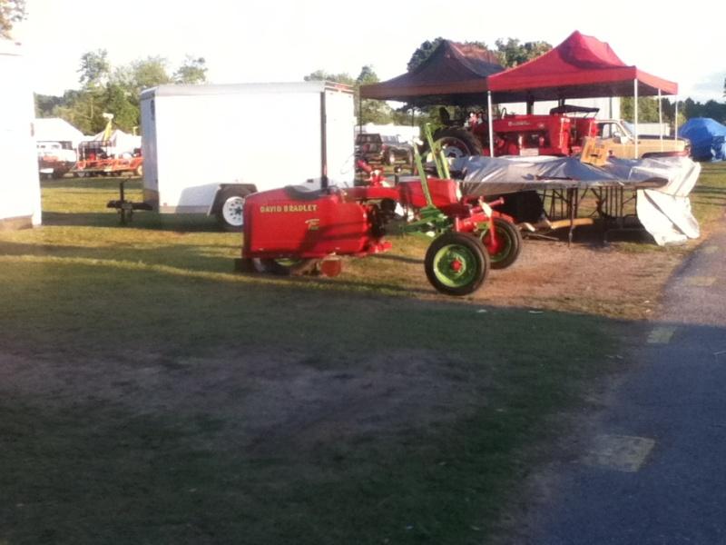 2014 tractor show  Bryans36