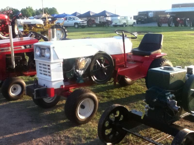 2014 tractor show  Bryans37
