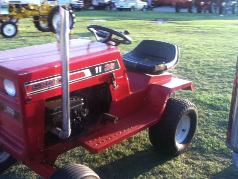 2014 tractor show  Bryans38