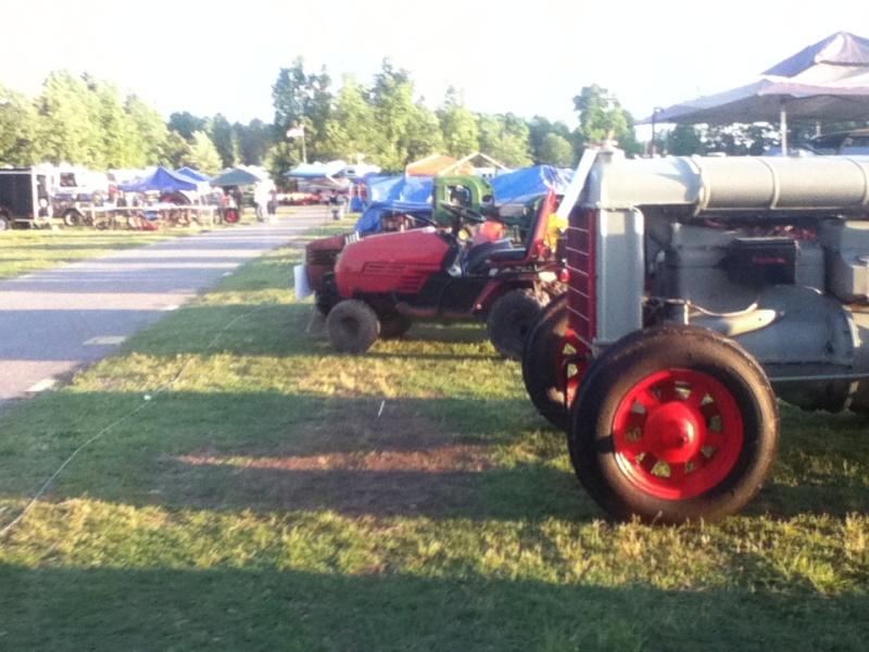 2014 tractor show  Bryans39