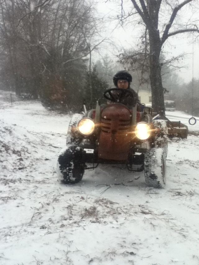 hot rod troybelt with david bradly hood  Chcj3115