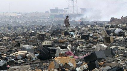 Viele Pendler laden Abfall ab   Mzllha10