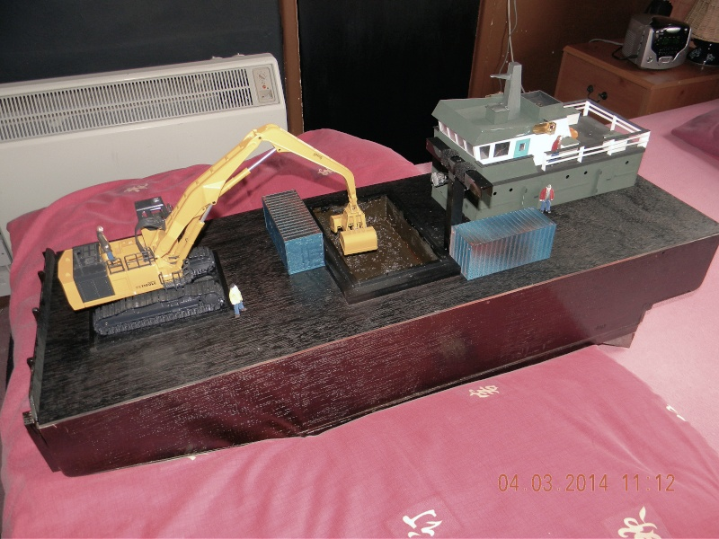 Some boats i have in my fleet. Dredge10