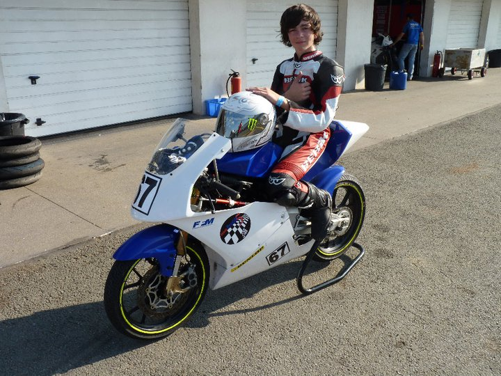 [Pit Laners en course] Julian Loison, Team JFC (Moto3 FSBK) 25002313